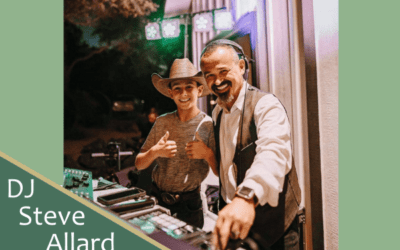 Featured Wedding DJ: Steve Allard