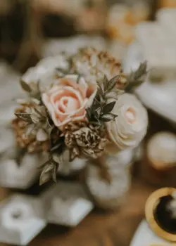 Photo of flowers by Ashton Imagery