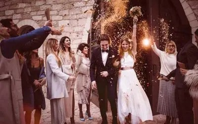 Why Do We Do That, Anyway? Origins of Wedding Traditions That May Surprise You