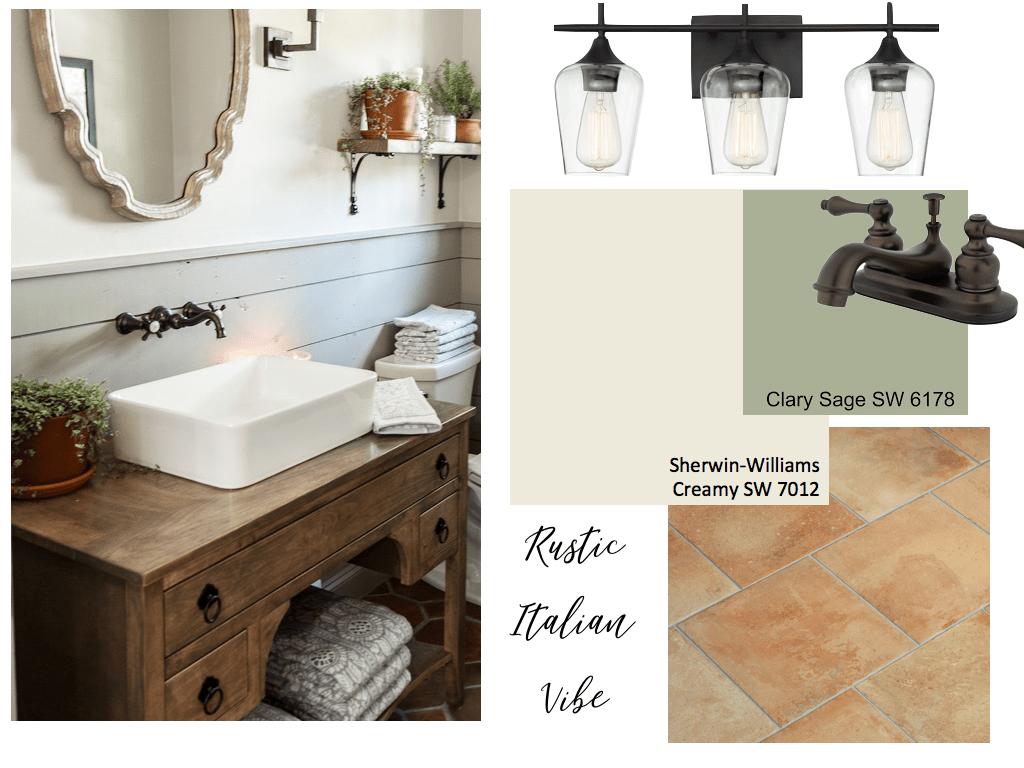 Rustic Italian Design theme
