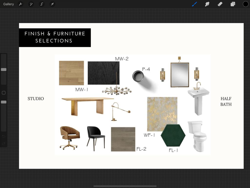 r design design board