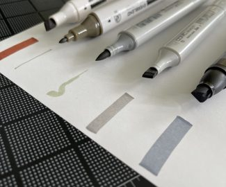 MarkMarkers for interior sketching