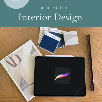 5 Ways Procreate Can be Used for Interior Design as a Game Changer