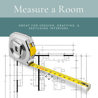 How to Measure a Room to Sketch a Floor Plan