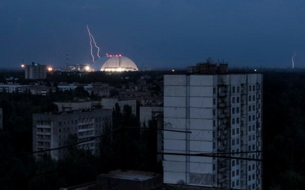 Stalking Chernobyl