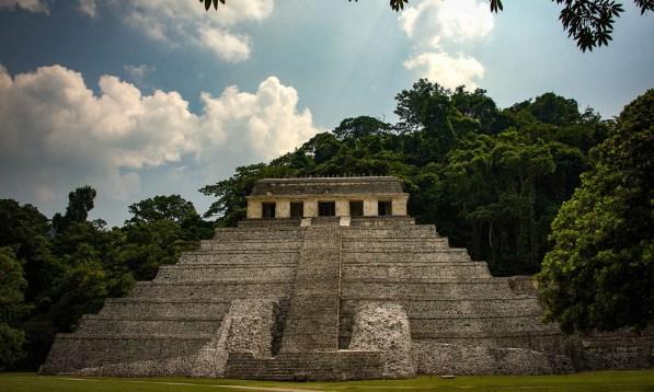 mayan collapse