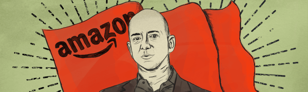 Amazon central planning