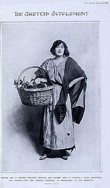 220px-Mrs._Patrick_Campbell_as_Eliza_Doolittle_1914