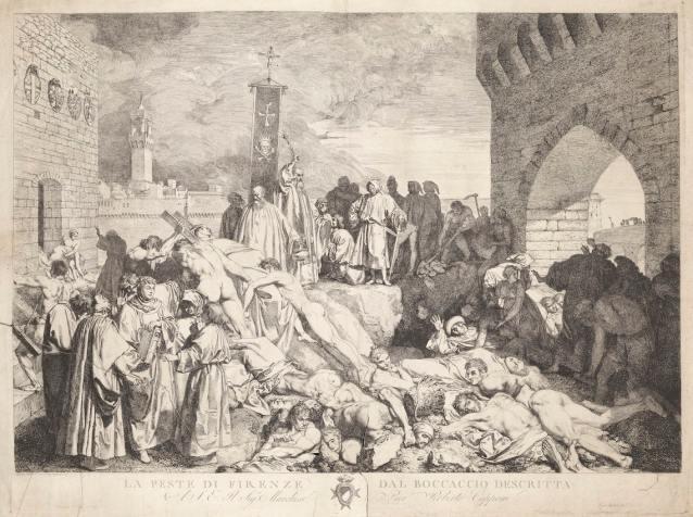 Boccaccio's_'The_plague_of_Florence_in_1348'_Wellcome_L0072144+copy+small