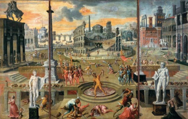 Antoine_Caron_-_The_Massacres_of_the_Triumvirate_-_WGA4279-1024x654