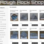 The New Rough Rock Shop