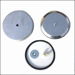 rock tumbler spares kit for evans rubber rock tumbler barrels