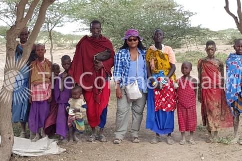 Maasai, Northern Tanzania and Kenya. Photo by Thandeka Sibiya