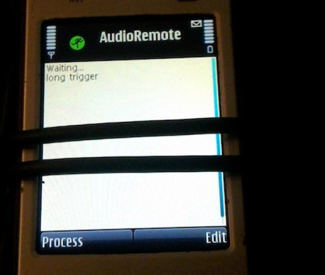 Audio Remote On Nokia N95