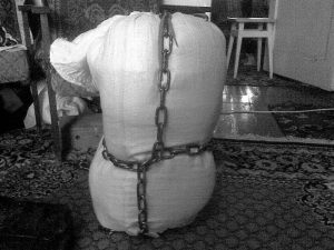 Chained Sandbag