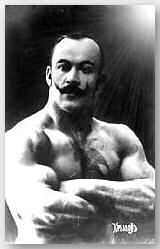 Pyotr Kryloff - The King of Kettlebells