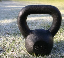 Insanely Heavy Kettlebell