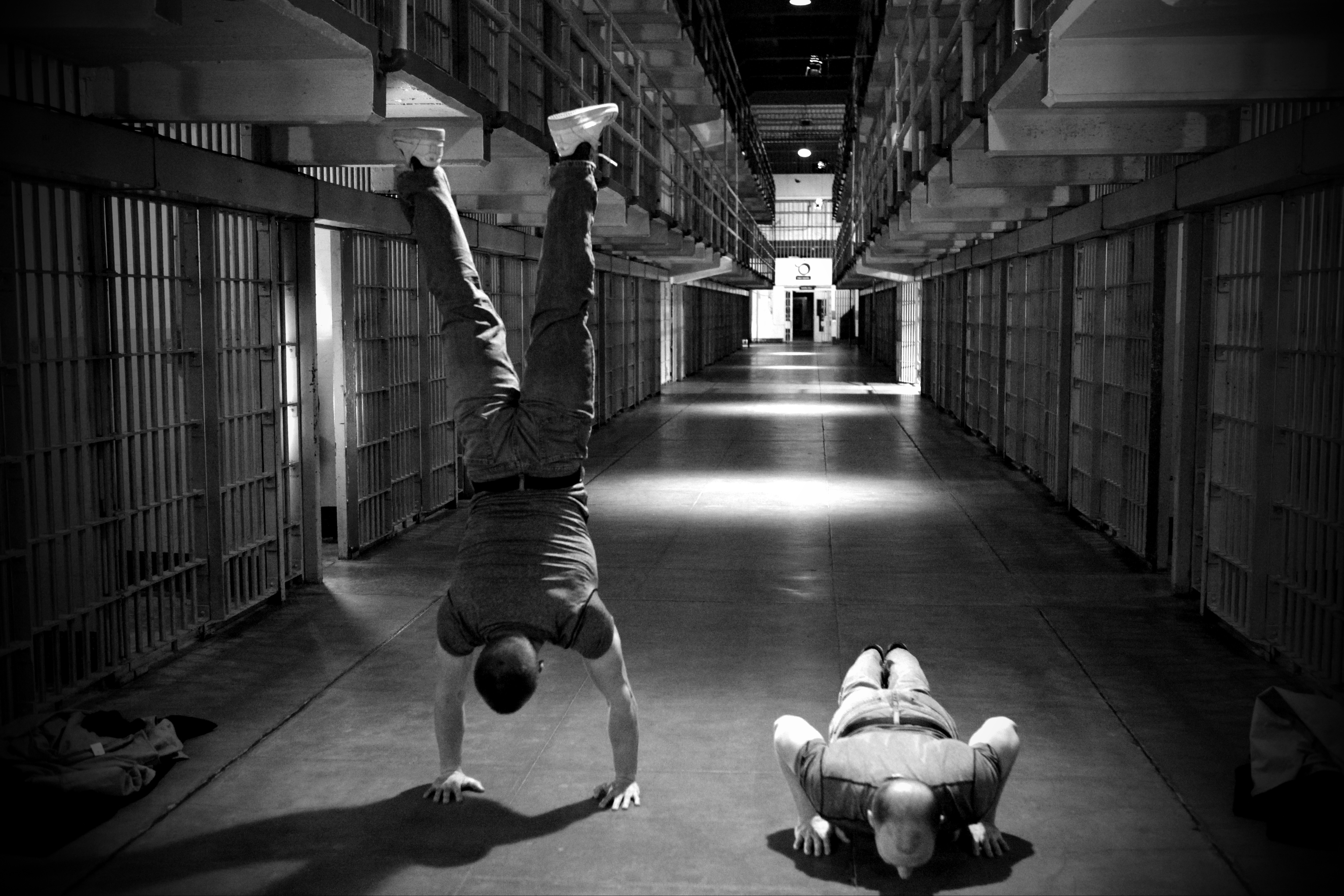 4 Ways to Improve Convict Conditioning System