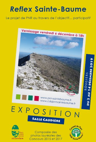 """Exposition """"Reflex Sainte- Baume"""