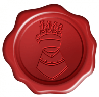 The wax seal of the Iron Fist