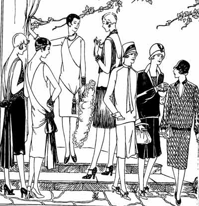 .Fashion by Miky Toki.: Chinese Fashion History Silk