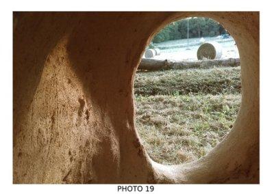 vue du campement depuis la kerter