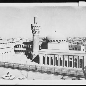 al-Khulafa Mosque by Mohamed Makiya