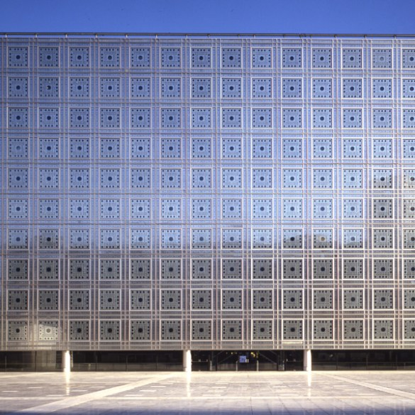 The Arab World Institute by Jean Nouvel