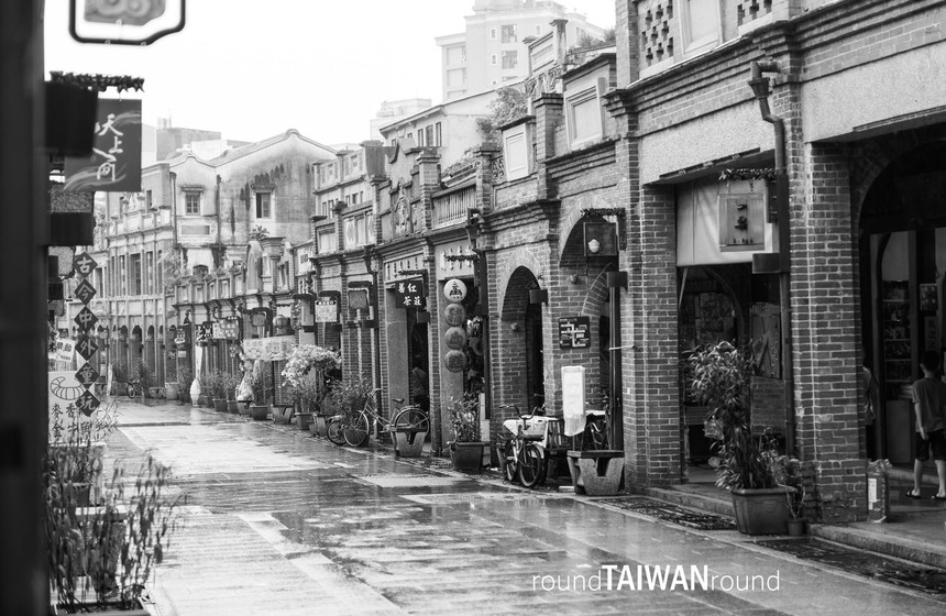 Sanxia Old Street  Steeped in Rich History and Culture  roundTAIWANround