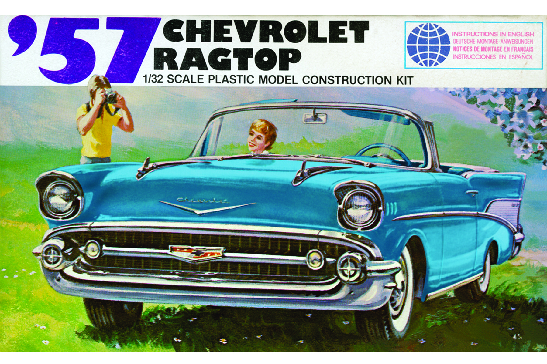 hight resolution of hl105 1957 chevy ragtop