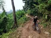 Mountain biking in Chiang Mai