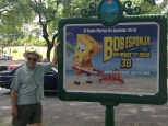 Bob with Spongebob!