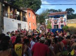 Olinda neighborhood party