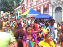 Olinda Carnaval parade
