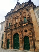 San Francisco Church, one of the most famous in Salvador
