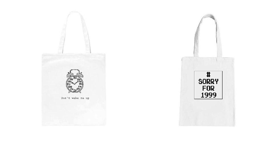 【8個帆布袋說出您「心聲」】 – 看網誌 – Roundabuy | 香港 Instagram Shop 網購平臺