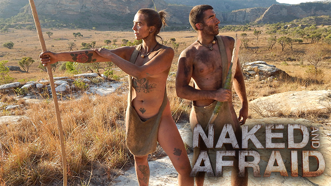 Was specially Naked and afraid shows ever thing