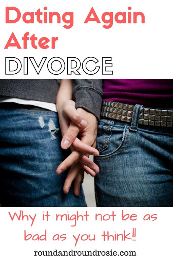 dating over 40 after divorce