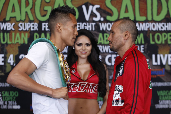Image result for francisco vargas vs orlando salido
