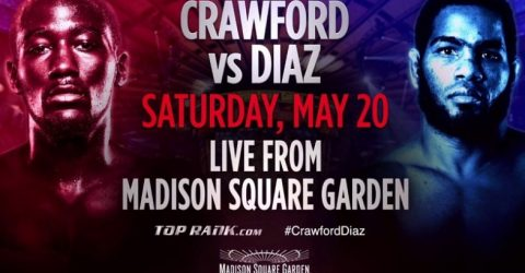 Image result for crawford vs diaz
