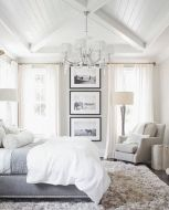 Beautiful bedrooms with white furniture (17)