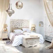 Beautiful bedrooms with white furniture (22)