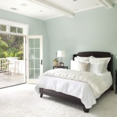 Beautiful bedrooms with white furniture (29)