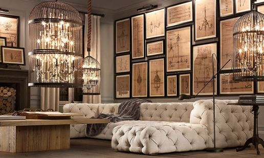 Best ideas luxurious and elegant living room design (12)
