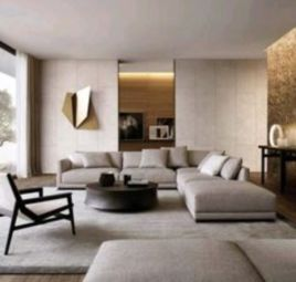 Best ideas luxurious and elegant living room design (15)