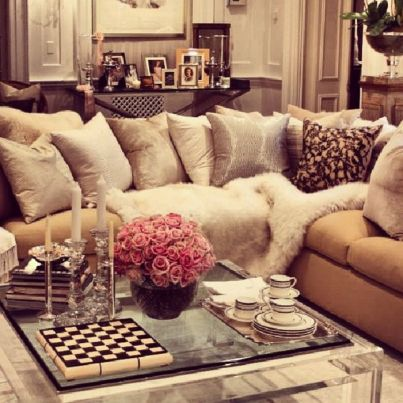 Best ideas luxurious and elegant living room design (25)