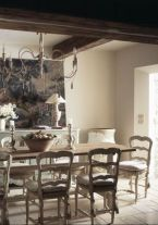Charming and beautiful provence dining spaces (15)