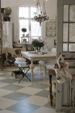 Charming and beautiful provence dining spaces (19)