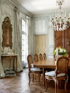 Charming and beautiful provence dining spaces (5)