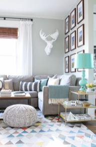 Colorful and spring living room designs (22)